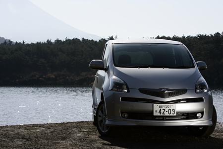トヨタ・ラクティスG Sパッケージ(4WD/4AT)【ブリーフテスト】