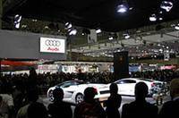 【東京モーターショー2005】50周年のメモリアルショー、開幕!の画像