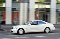 【パリサロン08】メルセデス、2009年夏に発売のハイブリッド車を披露