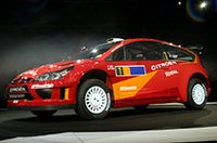 「C4 WRC」