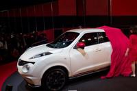 プレミアムスポーツ版「ジュークNISMO」登場 【東京オートサロン2013】の画像