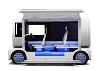 ダイハツ、液体燃料電池搭載の軽を出展【東京モーターショー2011】の画像
