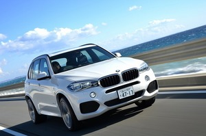 BMW X5 xDrive35d Mスポーツ(4WD/8AT)【試乗記】