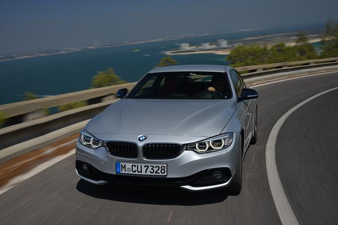 BMW 435iクーペ(FR/8AT)【海外試乗記】