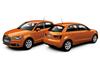 「アウディA1」にオレンジ色の限定モデル登場