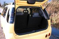 シボレー・クルーズX(4WD/4AT)& LT(FF/4AT)【試乗記】の画像