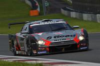 予選2位からスタートした、前戦の勝者であるNo.1 S Road REITO MOLA GT-R(柳田真孝/ロニー・クインタレッリ組)。最終的に2位でレースを終えた。