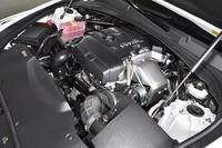 エンジンは「ATSセダン」にも搭載される2リッター直4ターボ。276ps、40.8kgmというスペックもATSと同じ。