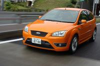 フォード・フォーカスST (FF/6MT)【ブリーフテスト】の画像