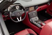 メルセデス・ベンツSLS AMGのオープン版、発売の画像