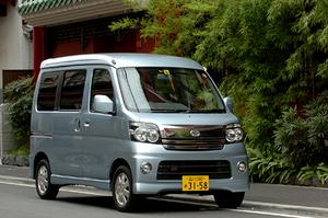 ダイハツ・アトレー・ワゴン カスタムターボRS(2WD/4AT)【ブリーフテスト】