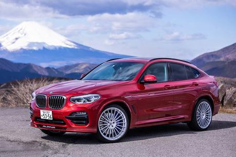 流麗なクーペフォルムが特徴の「BMWアルピナXD4」に試乗。最高出力388PS、最大トルク770N・mを誇る3リッタ...