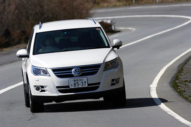 フォルクスワーゲン・ティグアン スポーツ&スタイル(4WD/6AT)【試乗記】