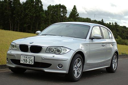 BMW 120 i (6AT)【試乗記】