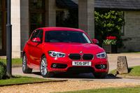 「BMW 118d」