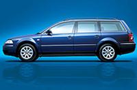 VW「パサートワゴン」の特別仕様車「アクティーフ」発売の画像