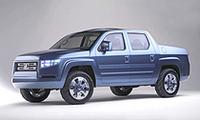 【デトロイトショー2004】ホンダ、コンセプトカー「Honda SUTコンセプト」発表