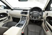 「プレステージ」グレードにはオックスフォード・レザーシートが標準装備となる。試乗車の内装色はエスプレッソ/アイボリー。