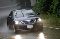 トヨタ・クラウンハイブリッド(FR/CVT)【ブリーフテスト】の画像