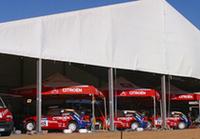 WRC第10戦ラリー・オーストラリア報告(その1)