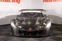 ホンダ、ニューマシン「HSV-010 GT」でSUPER GTに参戦【SUPER GT 2010】の画像