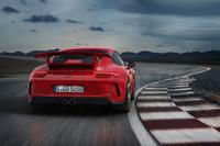 【ジュネーブショー2017】最高出力500psの「ポルシェ911 GT3」登場の画像
