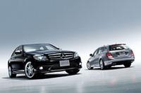 「メルセデス・ベンツCクラス」にスポーティな3つの特別仕様車