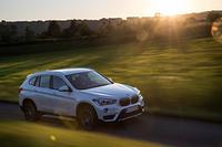 「BMW X1」     FWDに路線変更しながらも、SUVとしてのフォルムは「BMW X3」や「BMW X5」とのつながりをこれまで以上に感じる。
