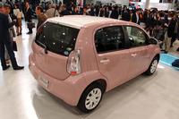 「トヨタ・パッソ」マイナーチェンジで燃費向上の画像