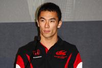 エースの佐藤琢磨。昨年のカナダGP、マクラーレンのフェルナンド・アロンソをぶち抜いたシーンを、今年再び、というのは酷な話かもしれない。(写真=Honda)