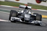 メルセデスがブラウンを買収、「メルセデス・グランプリ」誕生へ【F1 09】