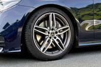 谷口信輝の新車試乗――メルセデス・ベンツE400 4MATICクーペ スポーツ(後編)の画像
