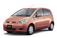 三菱、「コルト」などに特別仕様車の画像