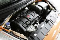 エンジン、ギア比とも「C3 1.6」同じながら、重量増加に合わせてファイナルが3.764から4.062に低められた。