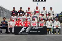 最終戦ブラジルGP「30人目のチャンピオン誕生」【F1 08 続報】の画像