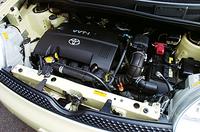 トヨタ・シエンタ1.5G(CVT)【ブリーフテスト】の画像