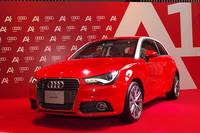 小さな高級車、アウディ「A1」が登場
