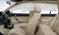 フォルクスワーゲン、「ゴルフ」と「ボーラ」にカーテンエアバッグを標準化の画像