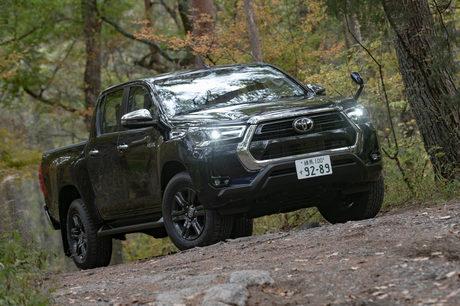 日本で唯一、新車で正規販売されるピックアップトラック「トヨタ・ハイラックス」。その車両構成は、ラダー...