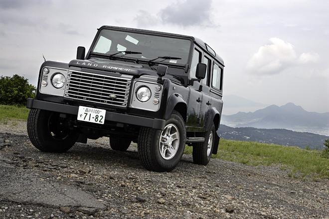 ランドローバー・ディフェンダー 110 XS SW(4WD/6MT)【試乗記】