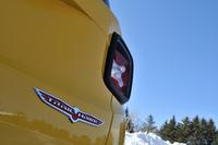 「トレイルホーク」は「レネゲード」のラインナップで唯一の4WDモデルであり、エンジンやトランスミッションもFF車とは異なっている。