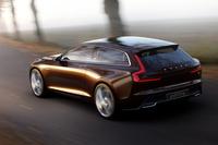 ボルボが3ドアワゴンのコンセプトカーを発表【ジュネーブショー2014】の画像