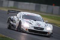 優勝したNo.1 宝山 TOM'S SC430(脇阪寿一/アンドレ・ロッテラー/オリバー・ジャービス組)。