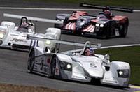 プライベートチームとして、昨年型のチャンピオンマシン、アウディR8で戦った、チームゴウのNo.5は、7位完走をはたした。