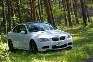 BMW M3クーペ(FR/6MT)【試乗記】