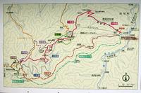 お気軽コースから上級向けまで、ハイキングのルートは豊富。