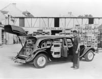 コメルシァルと呼ばれたハッチをもつ商用車仕様もあった。(写真=Citroen Communication)