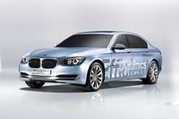 BMW、ハイブリッドの「7シリーズ」導入へ