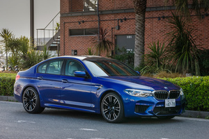 BMW M5(4WD/8AT)【試乗記】
