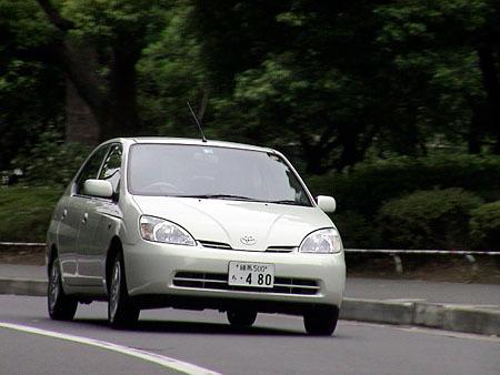 トヨタ・プリウスG(CVT)【ブリーフテスト】